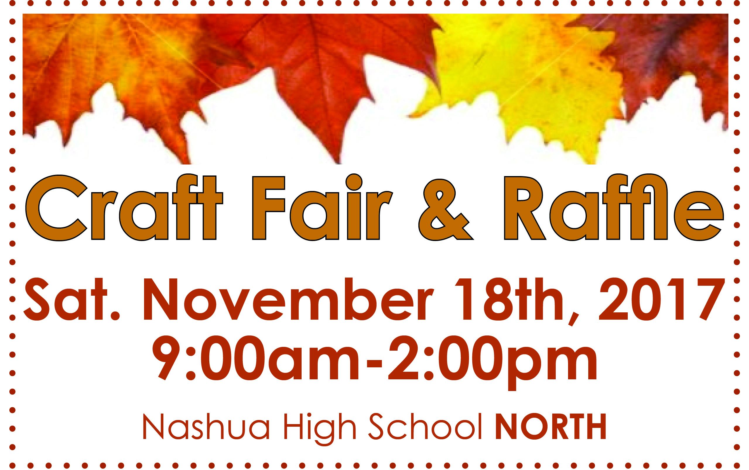 Craft Fair Nashua Nh