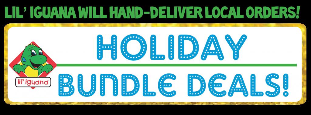 bundle deals home page