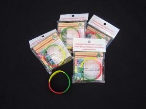 Lil' Iguana Wristbands