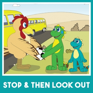 Stop & Then Look Out