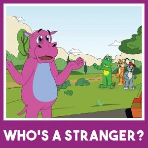 Who's a Stranger